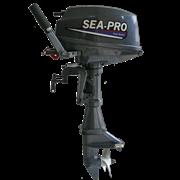 Лодочный мотор двухтактный Sea Pro T 9,8 (S)