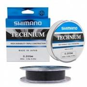 Леска Shimano Technium 200м 0,225мм 5кг