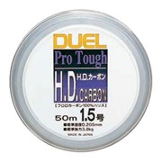 Флюорокарбон Duel H.D.CARBON 50m #4.0 7.0Kg (0.33mm)