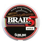 Плетеный шнур Sunline BRAID 5HG 150m №1,5