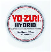 Леска DUEL Yo-Zuri R514CL HYBRID 252m 6lbs (0.263mm)